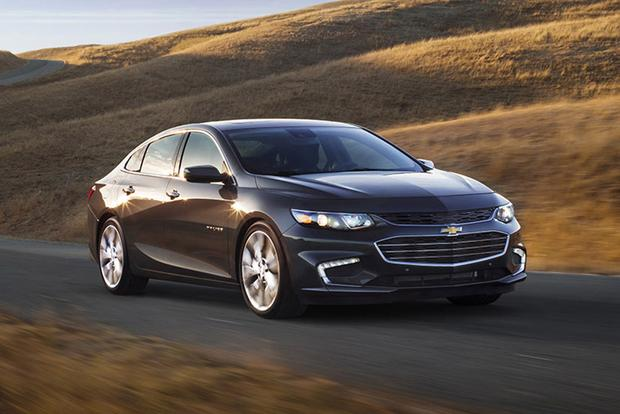 2018 Chevrolet Malibu: New Car Review featured image large thumb1