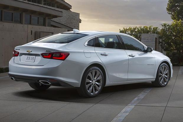 2018 Chevrolet Malibu: New Car Review featured image large thumb3