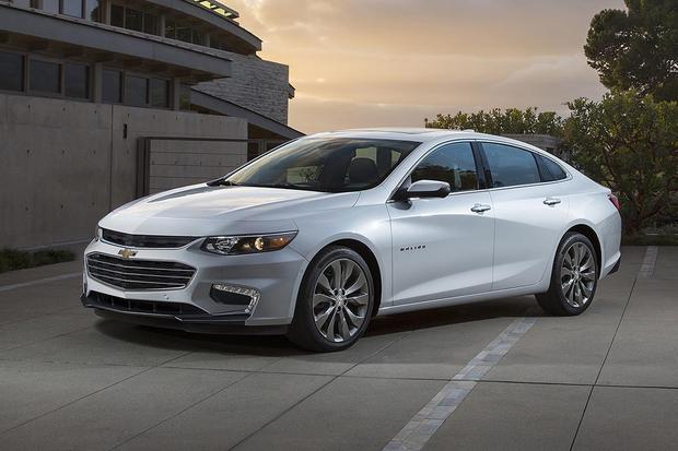2018 Chevrolet Malibu: New Car Review featured image large thumb2