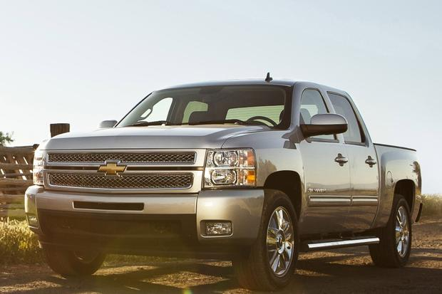 2013 Chevrolet Silverado 1500 & Hybrid: New Car Review