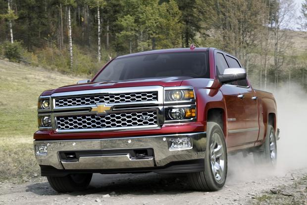 2015 Chevrolet Silverado 1500: New Car Review featured image large thumb0