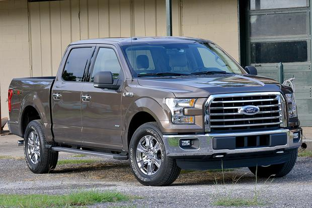2015 Ford F-150 vs. 2015 Chevrolet Silverado: Which Is Better? featured image large thumb11