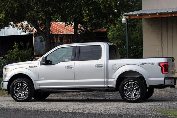 2015 Ford F 150 4 X 4