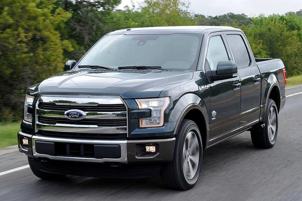 2015 Ford F-150 vs. 2015 Chevrolet Silverado: Which Is Better? featured image large thumb9