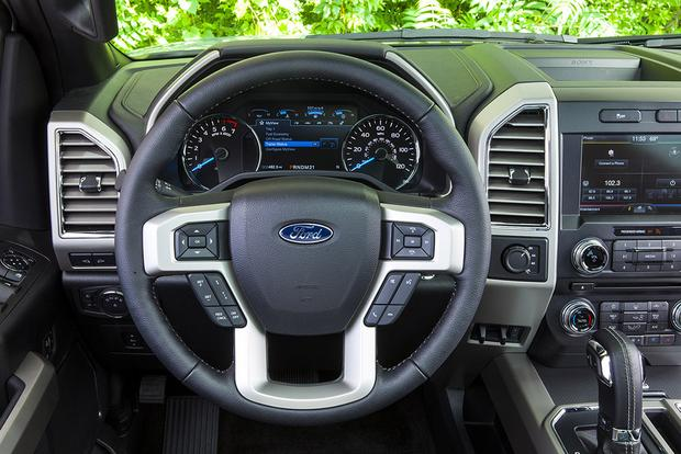 2015 Ford F-150 vs. 2015 Chevrolet Silverado: Which Is Better? featured image large thumb7