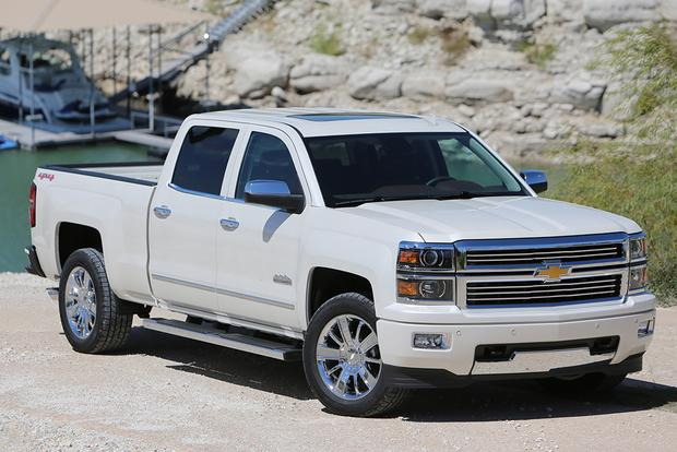 Ford F  Chevrolet Silverado Which Is Better Featured