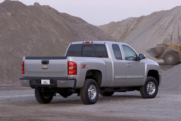 6 best used pickup trucks under 15 000 autotrader. Black Bedroom Furniture Sets. Home Design Ideas