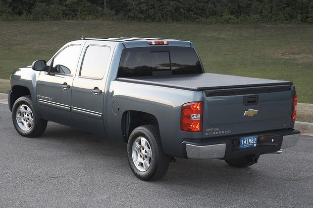 2009 Chevrolet Silverado 1500: Used Car Review featured image large thumb4