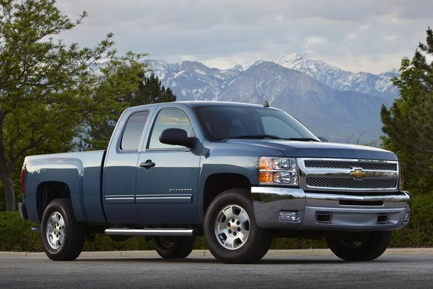 2012 Chevrolet Silverado 1500 & Hybrid: New Car Review