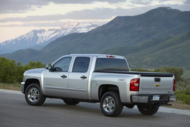 2012 Chevrolet Silverado 1500 & Hybrid: New Car Review featured image large thumb4