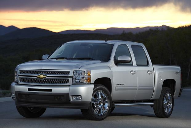 2012 Chevrolet Silverado 1500 & Hybrid: New Car Review featured image large thumb7