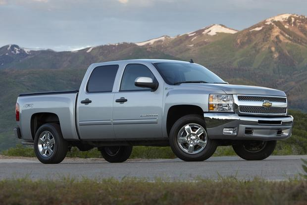 2012 Chevrolet Silverado 1500 & Hybrid: New Car Review featured image large thumb8