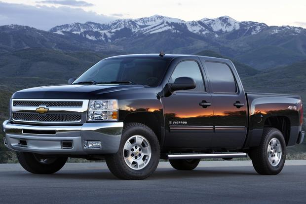 2012 Chevrolet Silverado 1500 & Hybrid: New Car Review featured image large thumb9