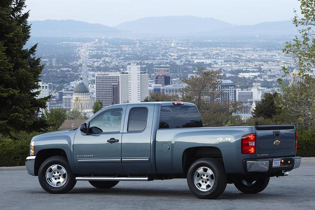 2012 Chevrolet Silverado 1500: Used Car Review featured image large thumb1