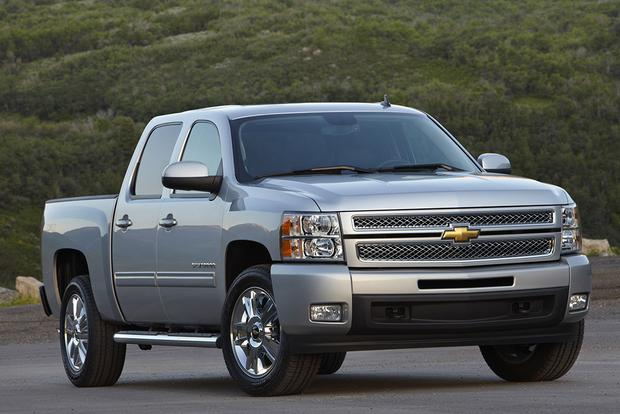2012 Chevrolet Silverado 1500: Used Car Review featured image large thumb2