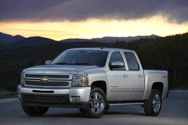 2012 Chevrolet Silverado 1500: Used Car Review featured image large thumb0