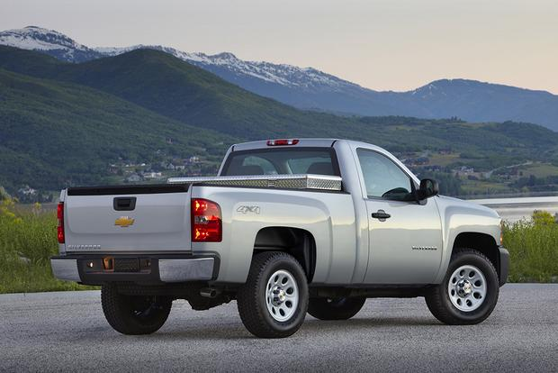 2012 Chevrolet Silverado 1500: Used Car Review featured image large thumb3