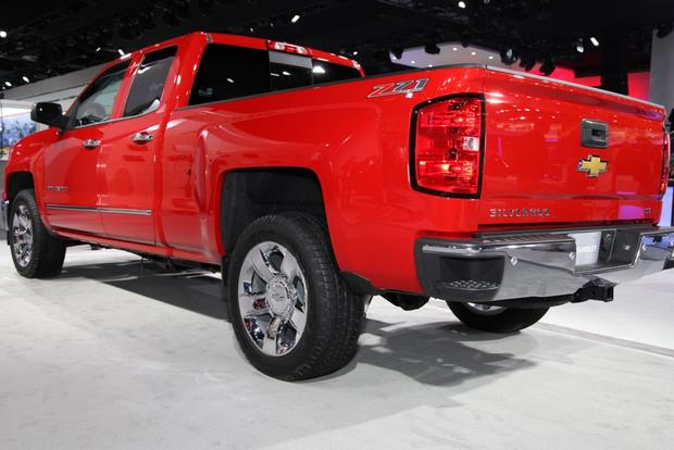 2014 Chevrolet Silverado & GMC Sierra: Detroit Auto Show featured image large thumb5