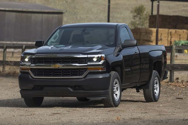 2016 Chevrolet Silverado 1500: New Car Review featured image large thumb0