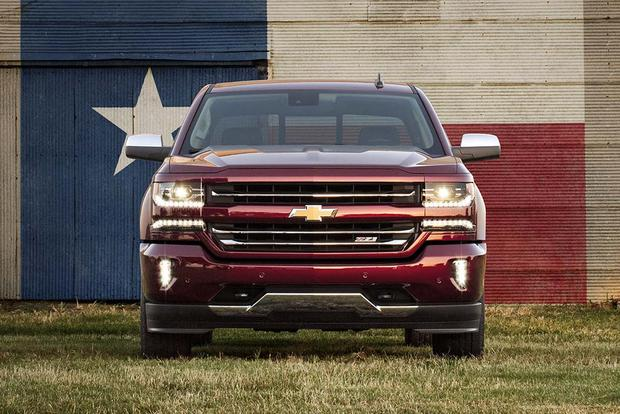 2016 Chevrolet Silverado 1500: New Car Review featured image large thumb5