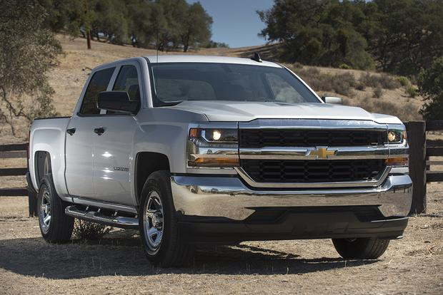 2017 Chevrolet Silverado 1500: New Car Review