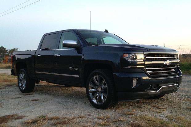 The 2018 Chevrolet Silverado Centennial Edition: A Truck 100 Years in the Making featured image large thumb5