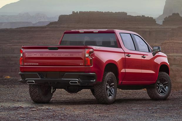 2019 Chevrolet Silverado: Why Chevy Pickups Are Still Important featured image large thumb4