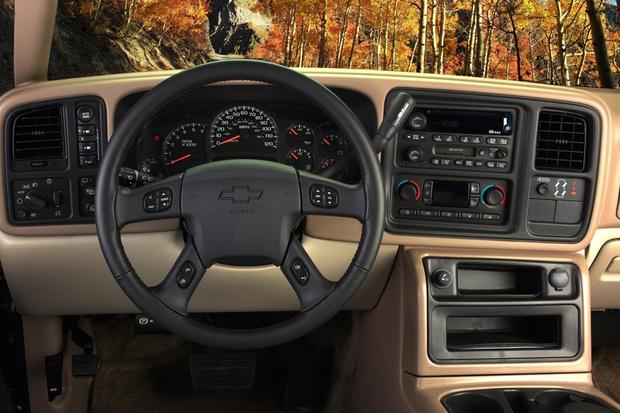 2001-2006 Chevrolet Silverado 2500 HD Used Truck Review ...