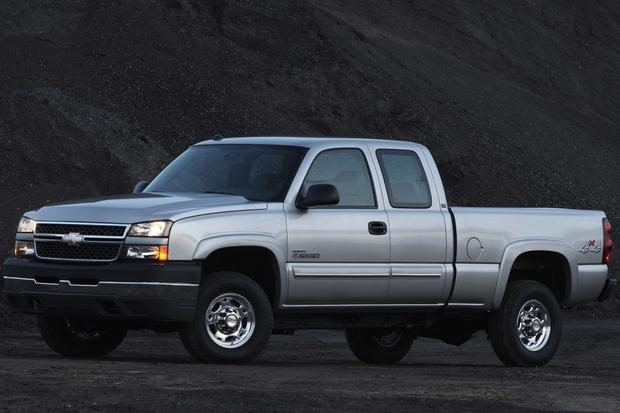 2001 2006 Chevrolet Silverado 2500 Hd Used Truck Review