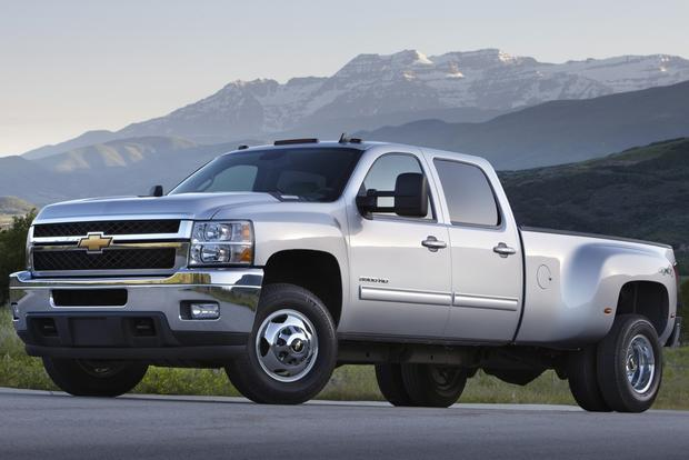 2012 Chevrolet Silverado 2500HD & 3500HD: New Car Review featured image large thumb7