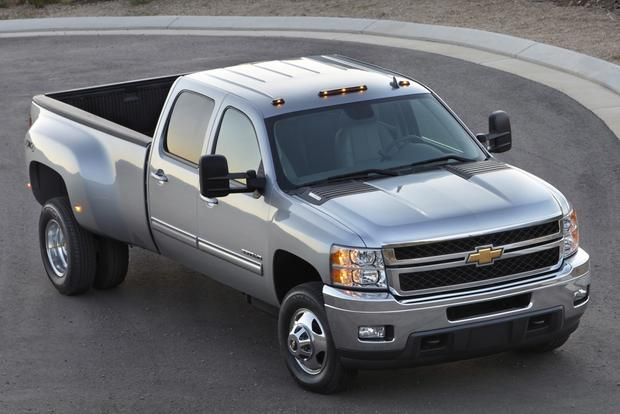2012 Chevrolet Silverado 2500HD & 3500HD: New Car Review featured image large thumb8