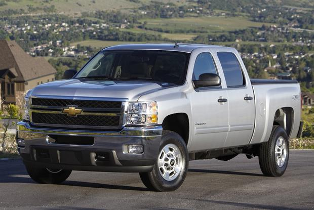 2012 Chevrolet Silverado 2500HD & 3500HD: New Car Review featured image large thumb9