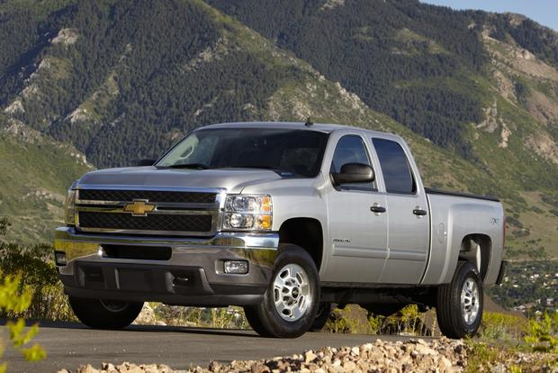 2014 Chevrolet Silverado 2500HD: New Car Review featured image large thumb0