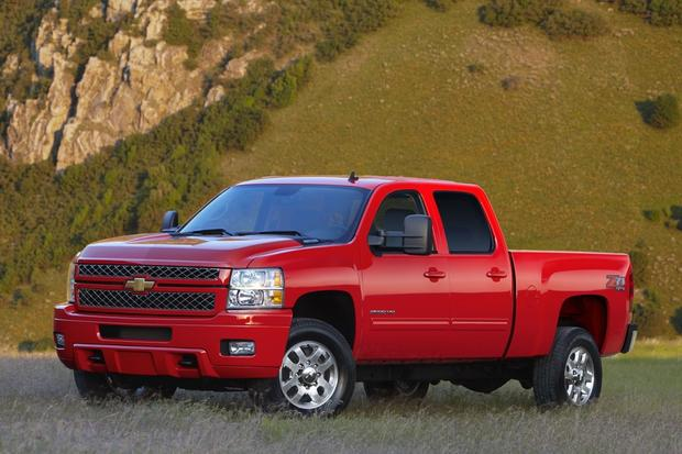 Superb 2014 Chevrolet Silverado 2500HD: New Car Review Featured Image Large Thumb1