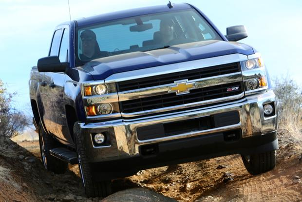 2015 Chevrolet Silverado 2500HD: New Car Review featured image large thumb0