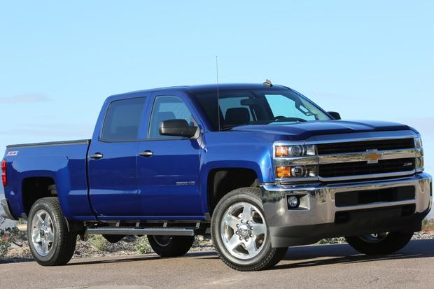 2015 Chevrolet Silverado 2500HD: New Car Review featured image large thumb1