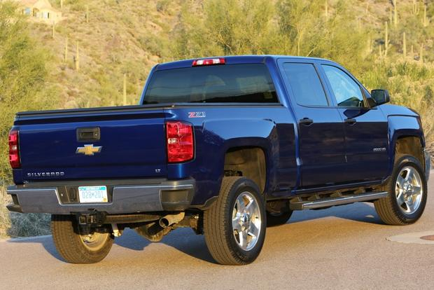2015 Chevrolet Silverado 2500HD: New Car Review featured image large thumb2