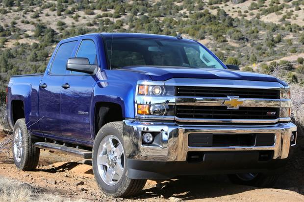 2015 Chevrolet Silverado 2500HD: New Car Review featured image large thumb4