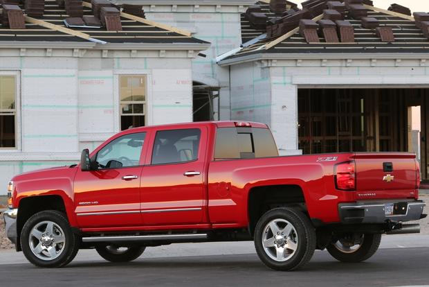 2015 Chevrolet Silverado 2500HD: New Car Review featured image large thumb5