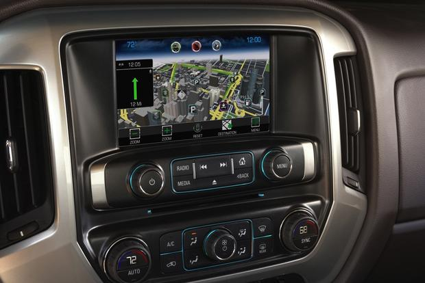 2015 Chevrolet Silverado 3500HD: New Car Review featured image large thumb6