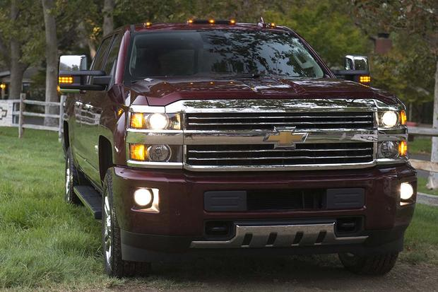 2016 Chevrolet Silverado 2500HD: New Car Review