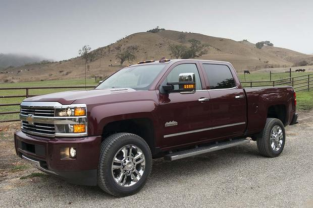 2016 Chevrolet Silverado 2500HD: New Car Review - Autotrader