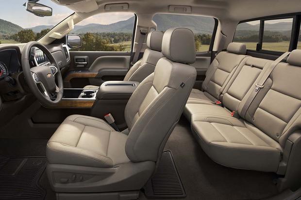 2016 Chevrolet Silverado 2500HD: New Car Review - Autotrader