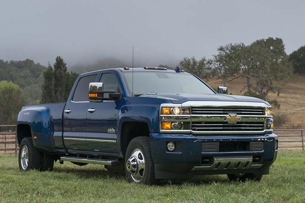 2016 Chevrolet Silverado 3500HD: New Car Review featured image large thumb0