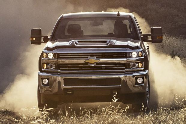 2018 Chevrolet Silverado 2500HD: New Car Review featured image large thumb1
