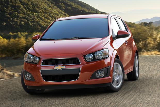 2014 Chevrolet Sonic: Used Car Review featured image large thumb0
