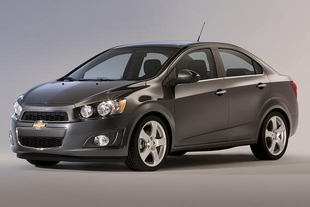 2014 Chevrolet Sonic: Used Car Review featured image large thumb4