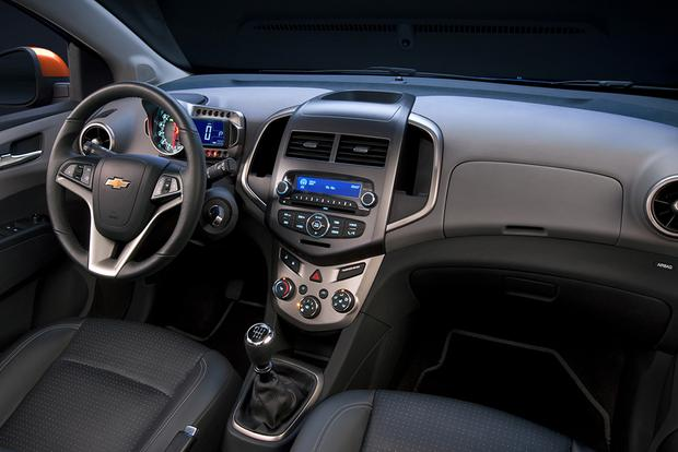 2014 Chevrolet Sonic: Used Car Review featured image large thumb7