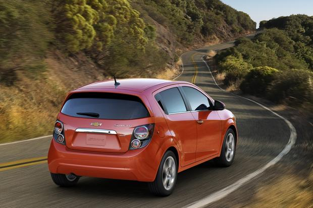 2013 Chevrolet Sonic: New Car Review featured image large thumb1