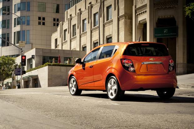 2013 Chevrolet Sonic: New Car Review featured image large thumb2